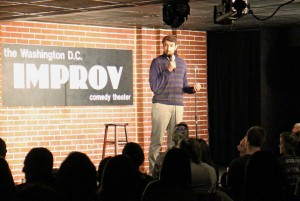 Shahryar Performing at the DC Improv on 3/6/2015